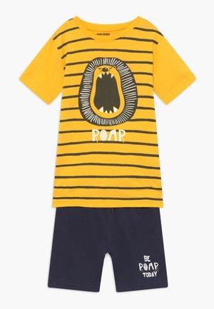 SET - Trainingsbroek - yellow