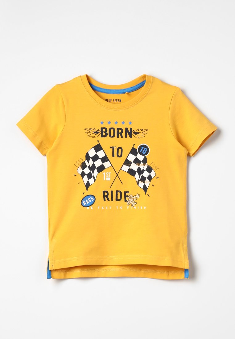 Blue Seven - Camiseta estampada - dotter