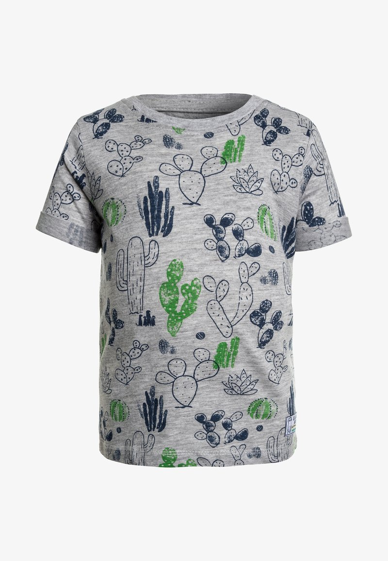 Blue Seven - MINI BABY - T-Shirt print - nebel