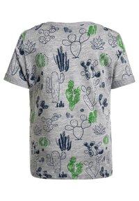 Blue Seven - MINI BABY - T-shirt imprimé - nebel - 1