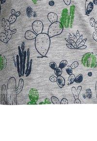 Blue Seven - MINI BABY - T-shirt imprimé - nebel - 2