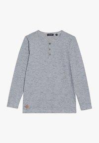 Blue Seven - HENLEY  - Long sleeved top - jeansblau - 0