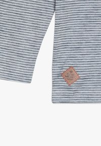 Blue Seven - HENLEY  - Long sleeved top - jeansblau - 2
