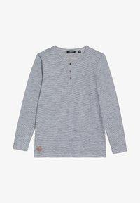 Blue Seven - HENLEY  - Long sleeved top - jeansblau - 3