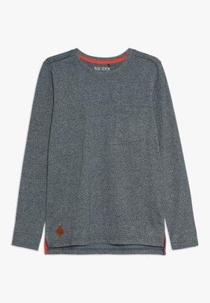 Pitkähihainen paita - jeansblau
