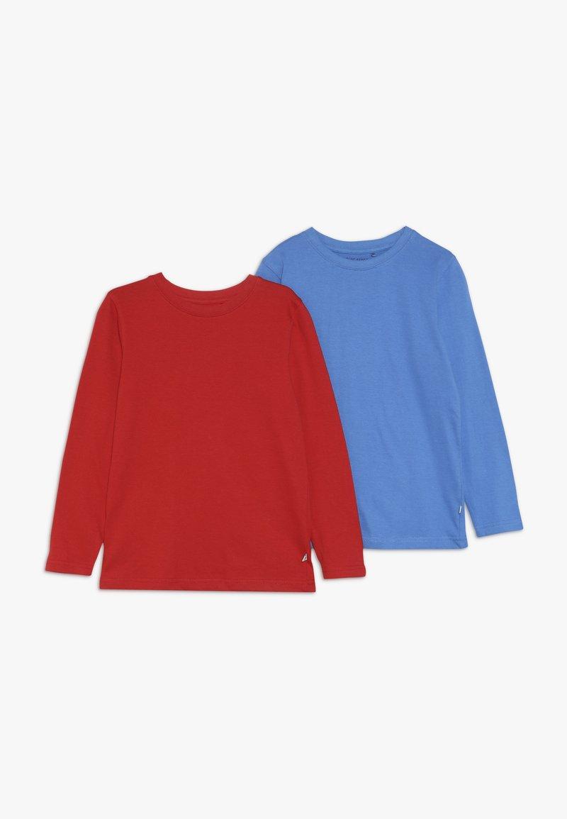 Blue Seven - 2 PACK - Maglietta a manica lunga - rot/blau