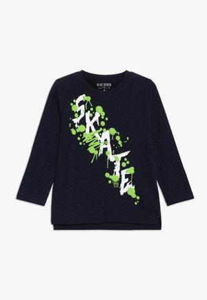 Pitkähihainen paita - nachtblau