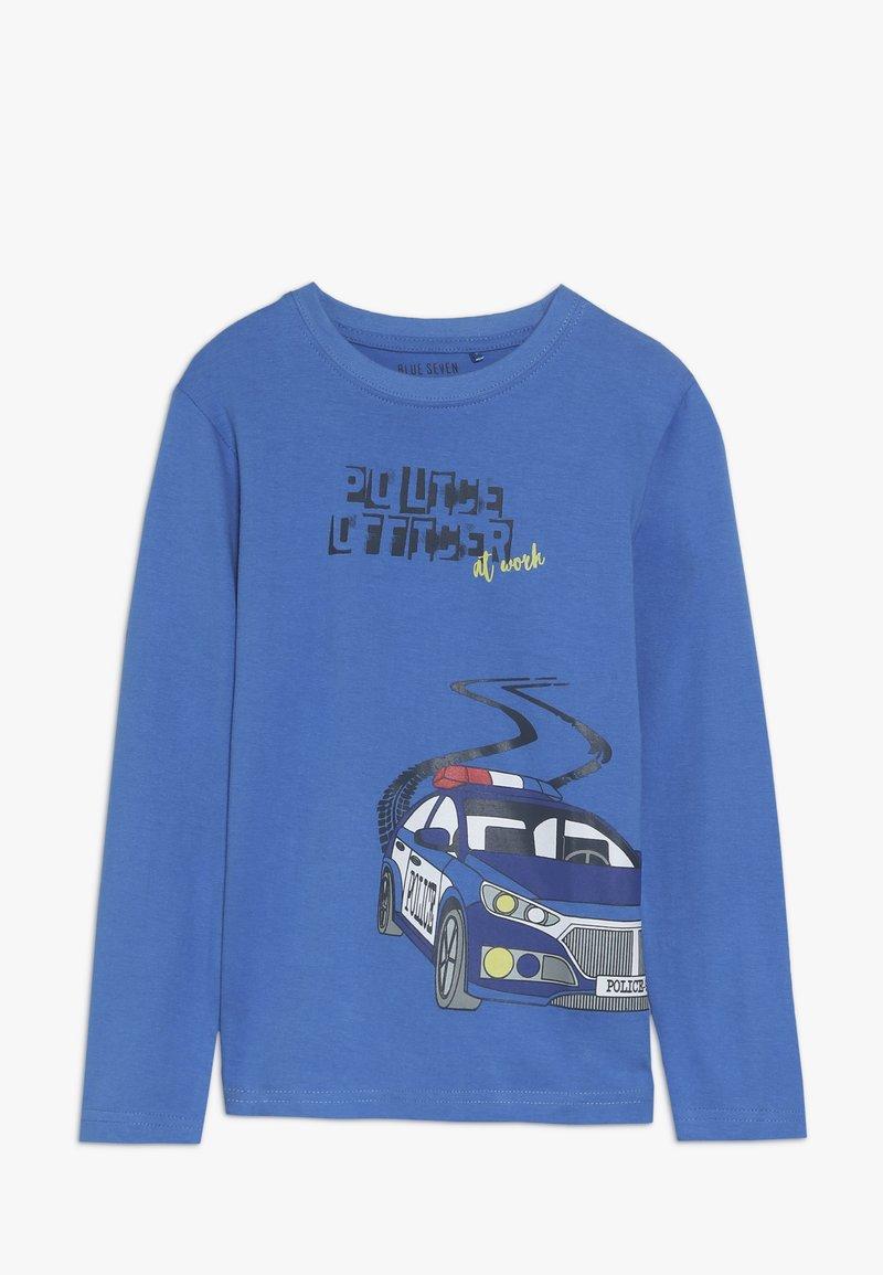 Blue Seven - Pitkähihainen paita - blau