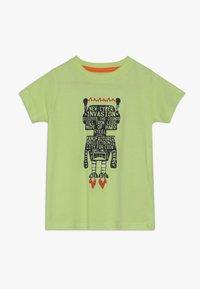 Blue Seven - Print T-shirt - apfel - 0