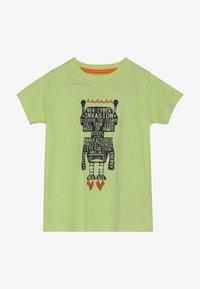 Blue Seven - Print T-shirt - apfel - 2
