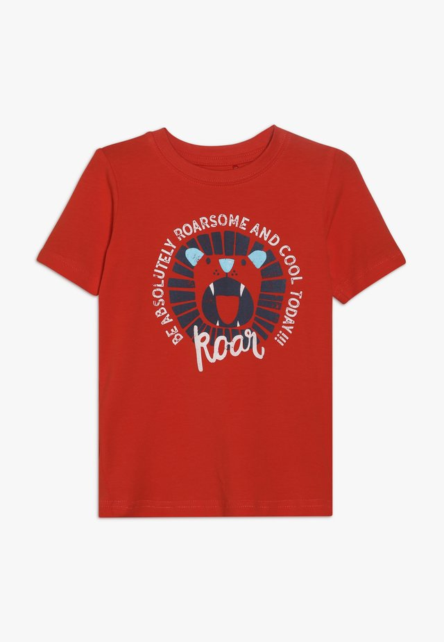 Print T-shirt - tomate