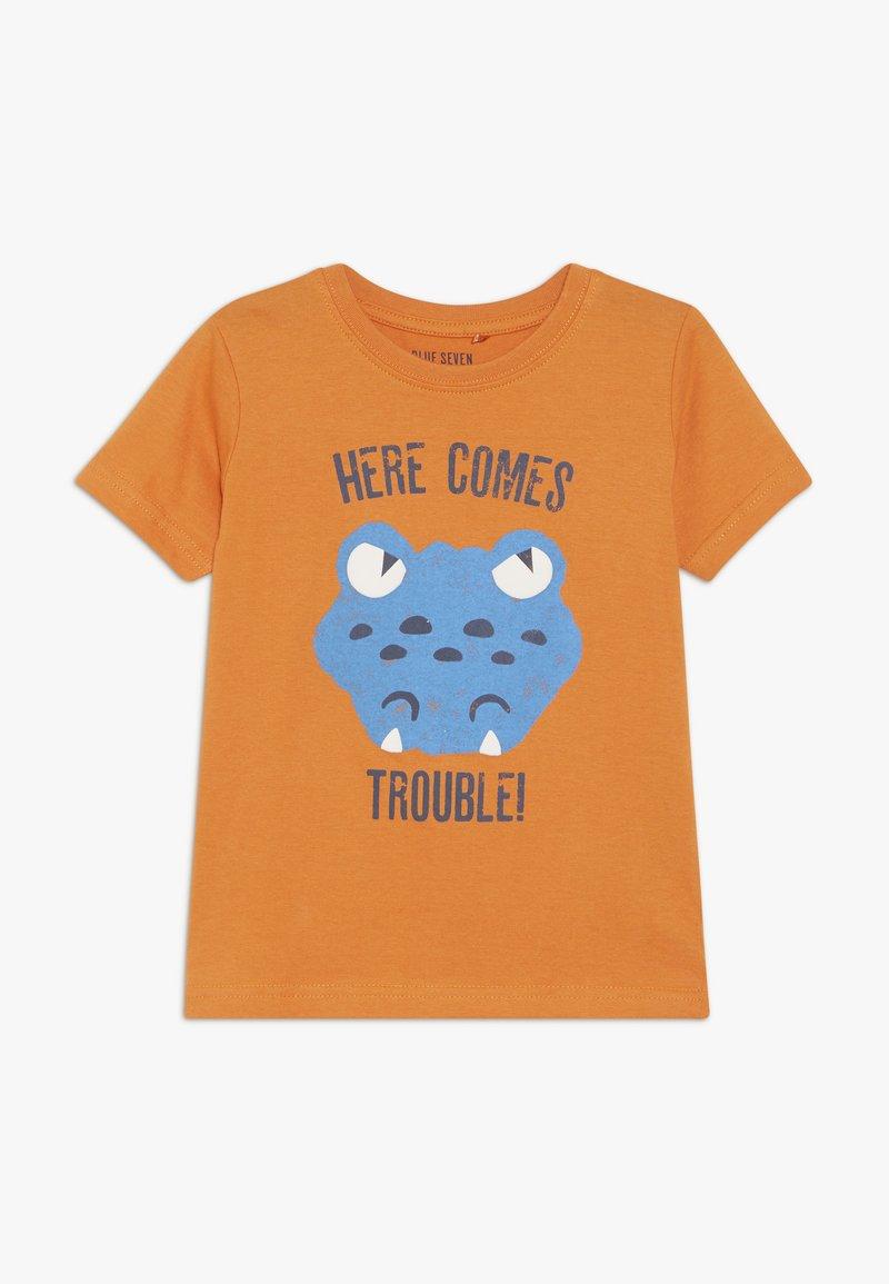 Blue Seven - T-Shirt print - karotte