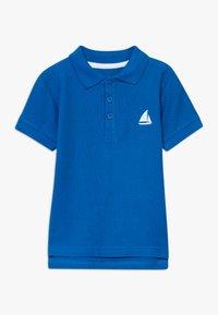 Blue Seven - 3 PACK - Polo shirt - weiss/ocean/grun - 2