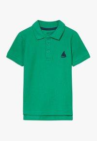 Blue Seven - 3 PACK - Polo shirt - weiss/ocean/grun - 3