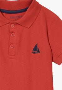 Blue Seven - 3 PACK - Polo shirt - weiß/dunkelblau/rot - 5