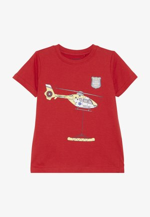 T-shirt imprimé - rot