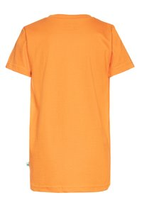 Blue Seven - 3 PACK - Basic T-shirt - weiß/jeansblau/orange - 1