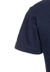 Blue Seven - 3 PACK - Basic T-shirt - weiß/dunkelblau/gelb - 5