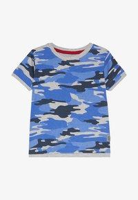 Blue Seven - T-shirt print - ocean - 2