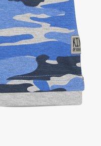 Blue Seven - T-shirt print - ocean - 3