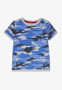 Blue Seven - T-shirt print - ocean - 0