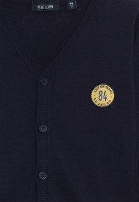 Blue Seven - V AUSSCHNITT - Cardigan - nachtblau - 4