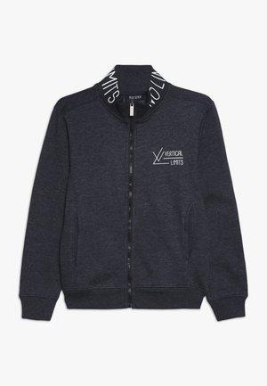 Zip-up hoodie - dunkel blau orig