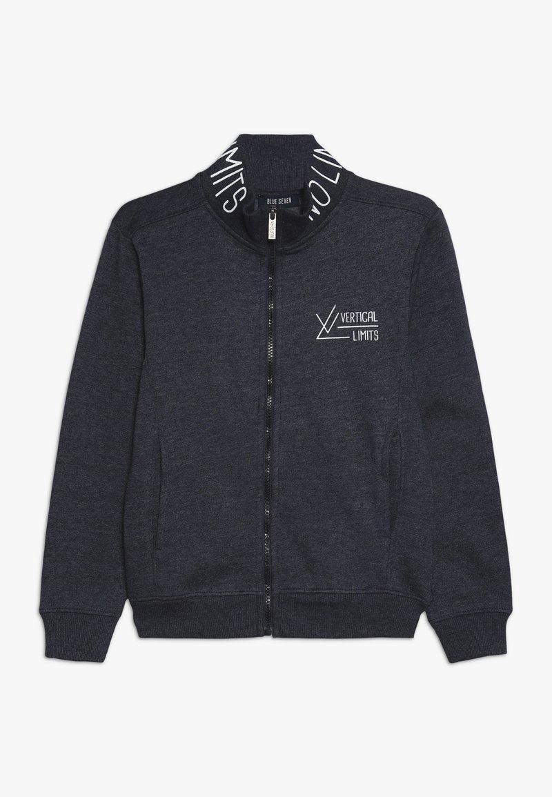 Blue Seven - Zip-up hoodie - dunkel blau orig