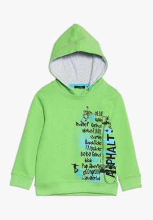 Hoodie - grün
