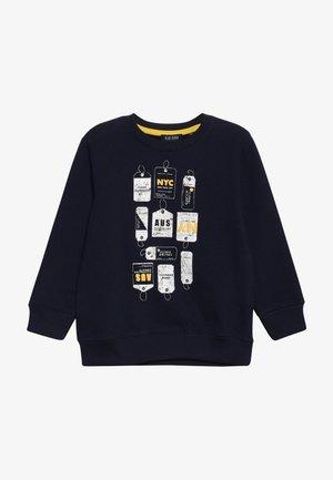 Sweater - nachtblau