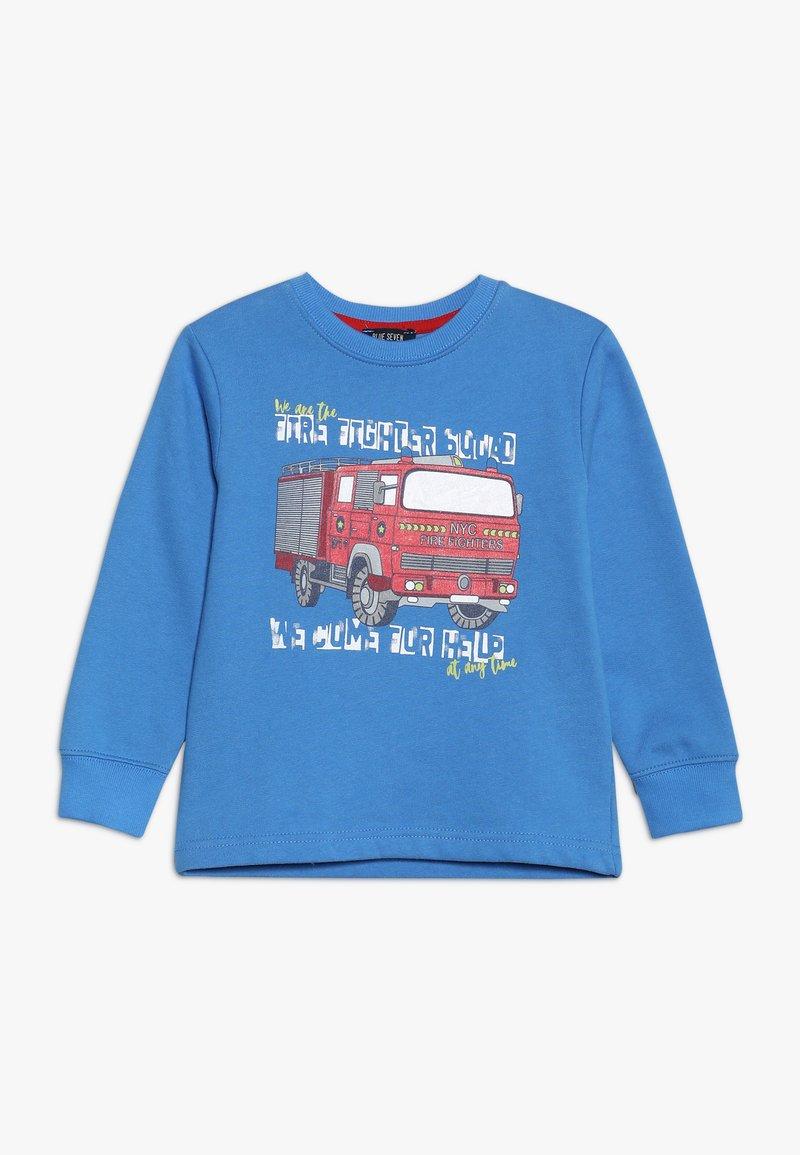 Blue Seven - Sweater - blau