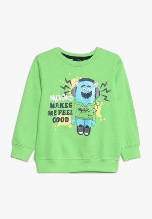 Sweatshirt - hellgrün