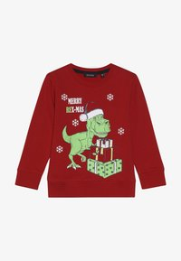 Blue Seven - CHRISTMAS - Sweater - rot orig - 3
