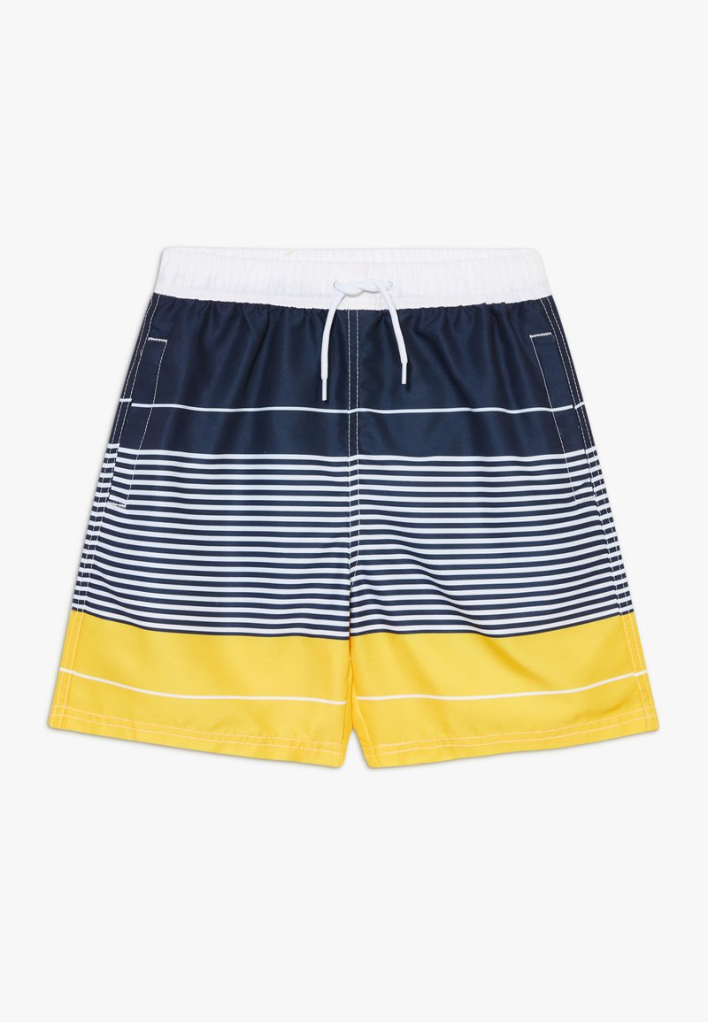Blue Seven - BEACH BERMUDA - Plavky - gelb