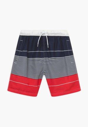 BEACH BERMUDA - Swimming shorts - rot