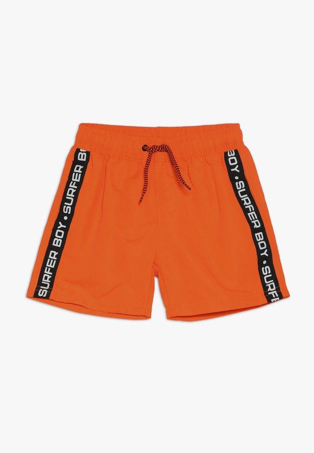 BEACH BERMUDA - Swimming shorts - neon orange
