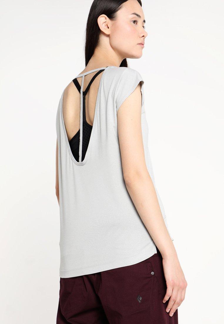 Black Diamond - BETA TEE - Basic T-shirt - aluminum