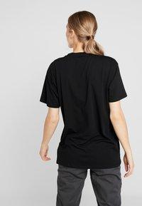 Black Diamond - CHALKED UP TEE - Camiseta estampada - black - 2