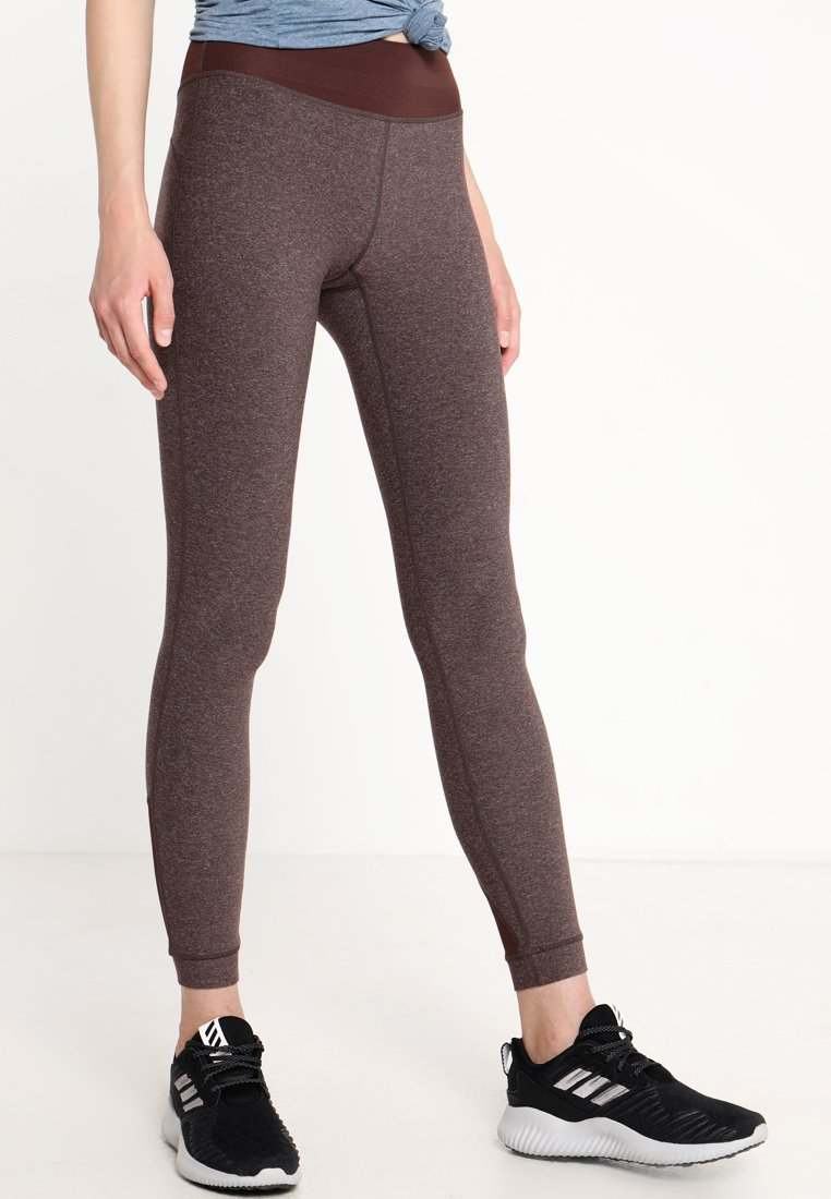 Black Diamond - LEVITATION PANTS - Leggings - mocha