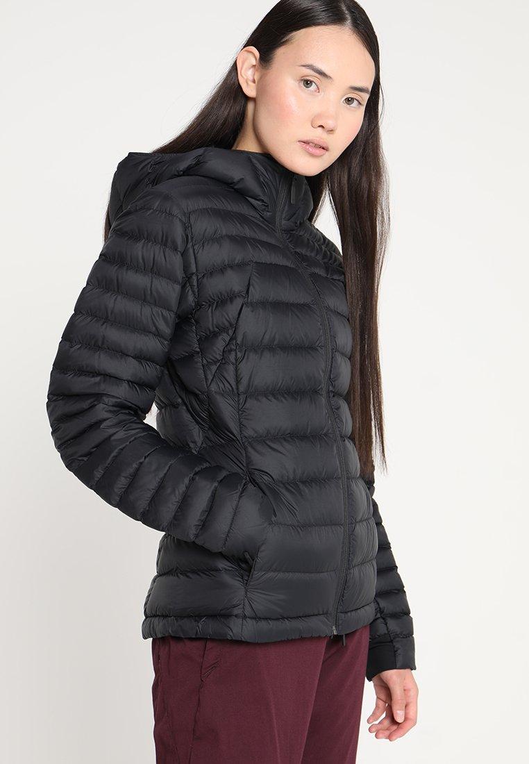 Black Diamond - COLD FORGE HOODY - Gewatteerde jas - black