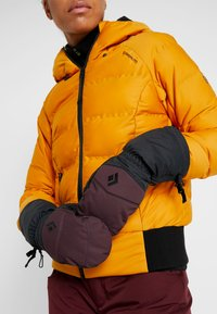 Black Diamond - WOMEN'S RECON MITTS - Mittens - bordeaux - 0