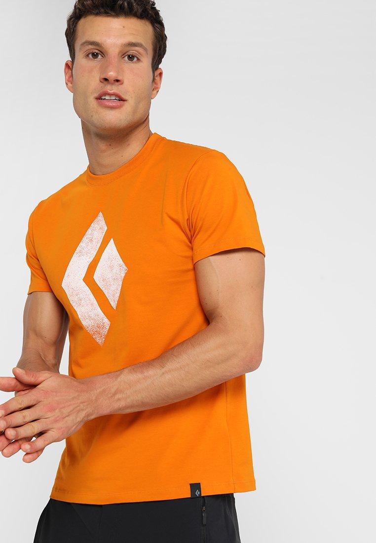 Black Diamond - CHALKED UP TEE - T-Shirt print - ginger