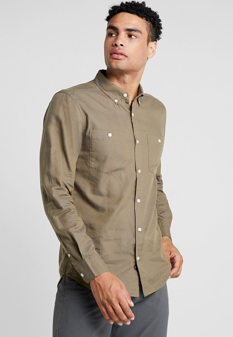Black Diamond - SOLUTION  - Shirt - dark green