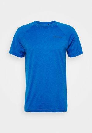 RHYTHM TEE - T-shirt print - blue