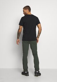 Black Diamond - CRAG - T-shirts print - black - 2