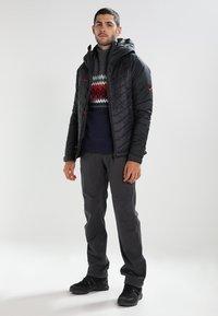 Black Diamond - CREDO - Pantalones - slate - 1
