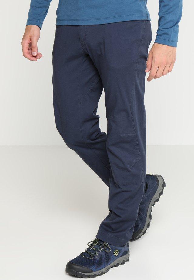 CREDO - Spodnie materiałowe - captain