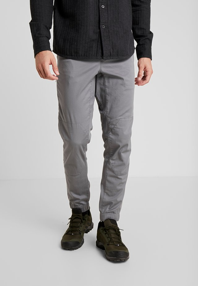NOTION PANTS - Trousers - ash
