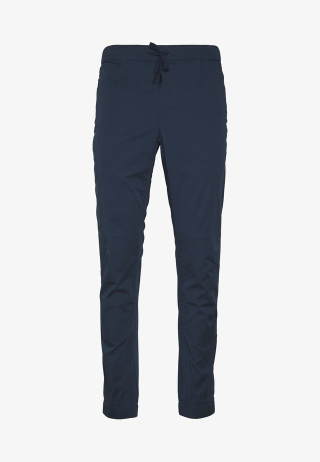 NOTION PANTS - Kalhoty - ink blue