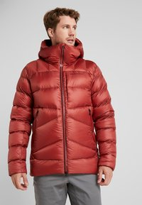 Black Diamond - VISION DOWN - Down jacket - red rock - 0
